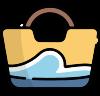 Пляжные сумки