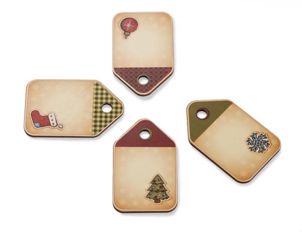 Подарочные бирки LONSI