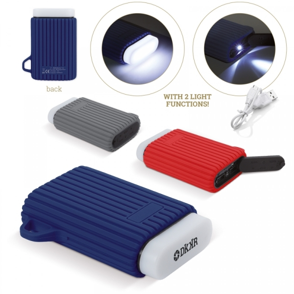 Power bank WATERRESISTANT