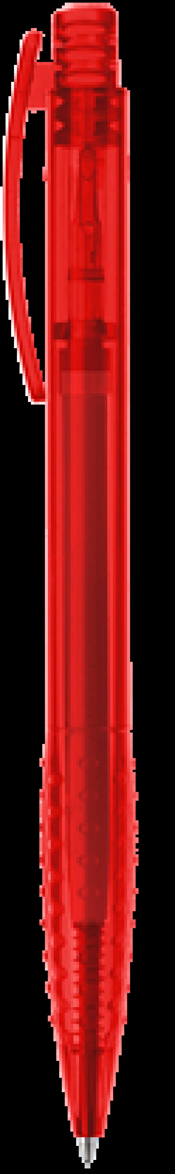 Шариковая ручка r 0-0003 T X-TASY transparent