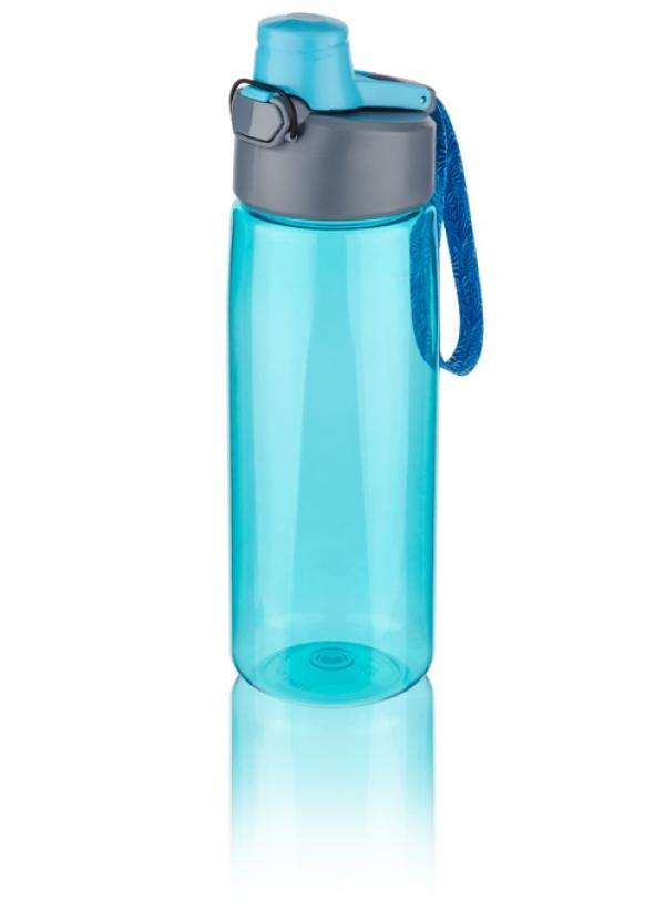 Бутылка HOPPE голубая