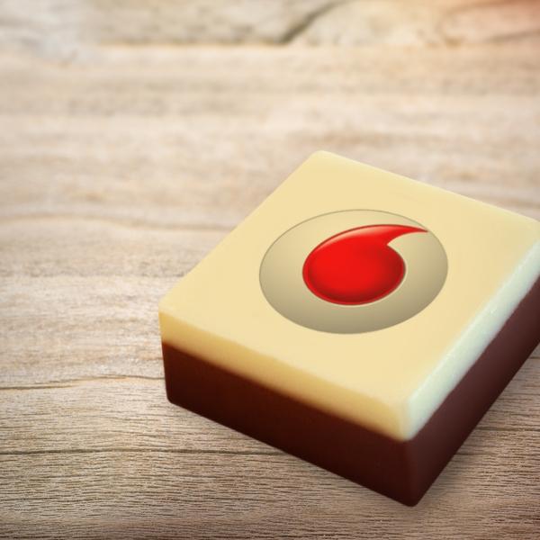 Шоколадное лого 16