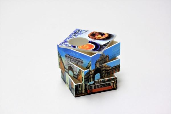 Подставка Magic Stationery Box