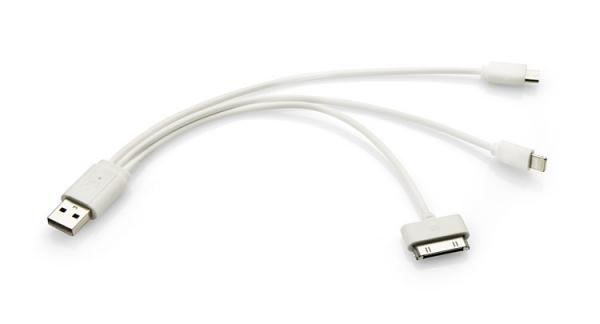 USB-кабель 3 в 1 TRIGO