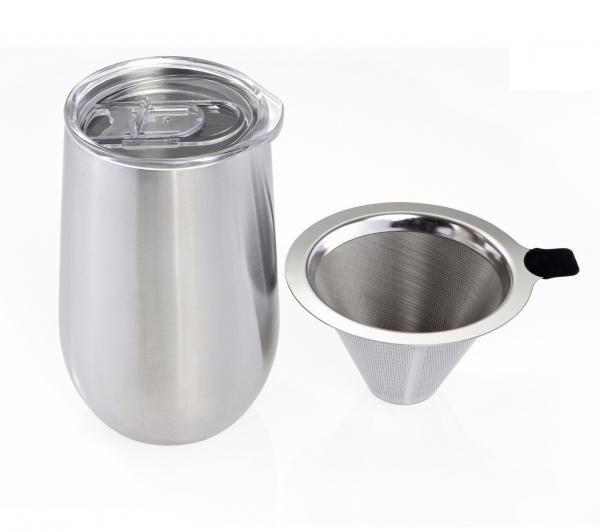 Вакуумная чашка с фильтром BARISTA