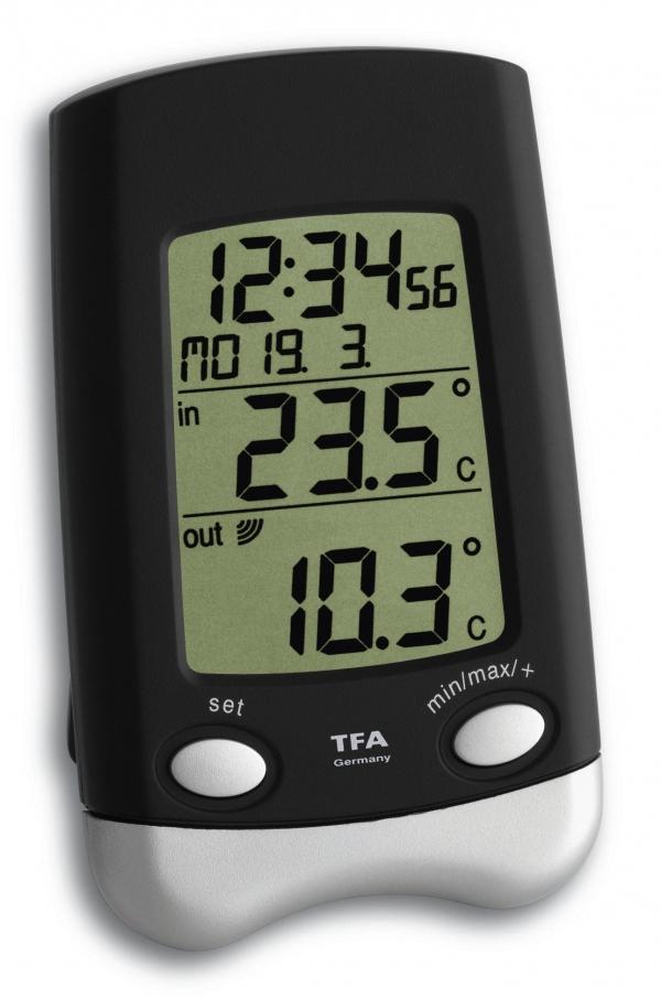 Радиоуправляемый термометр WAVE