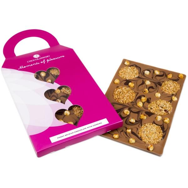Шоколад Love Cookie