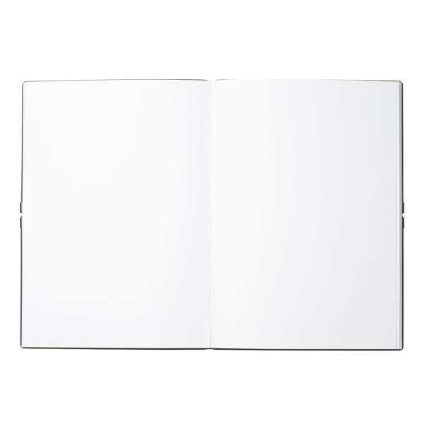 Блокнот А5 Storyline Epitome Dark Grey