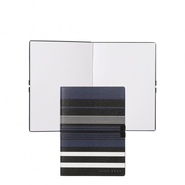 Блокнот А6 Storyline Stripes Blue