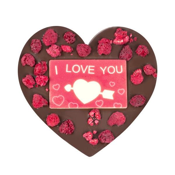 Шоколад I love you