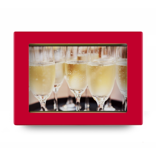 Шоколадная открытка Champagne