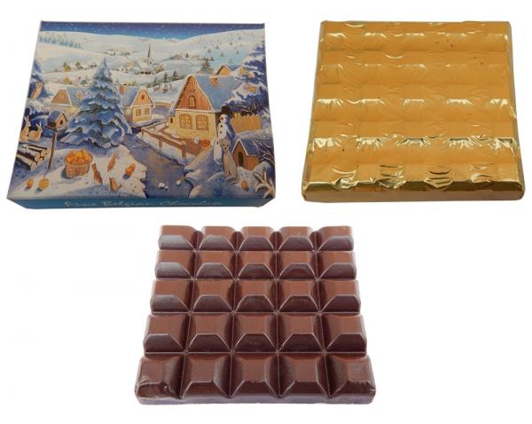 Плитка шоколада Village
