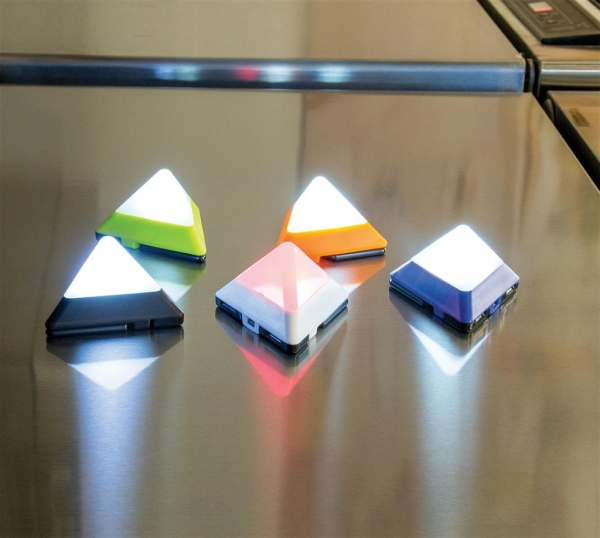 Треугольный мини-фонарь