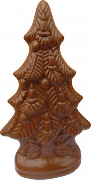 Шоколадная ель