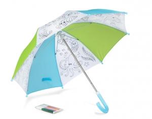 Зонт с раскраской KIDDI
