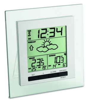 Радиоуправляемый термометр SQUARE