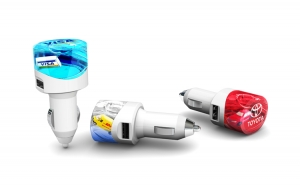 Автомобильное зарядное устройство Aqua