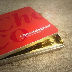 Шоколадная фотография Luxe