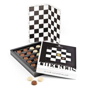 Шоколадные шашки