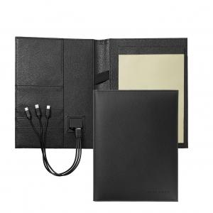 Папка А5 + зарядное устройство Storyline Black