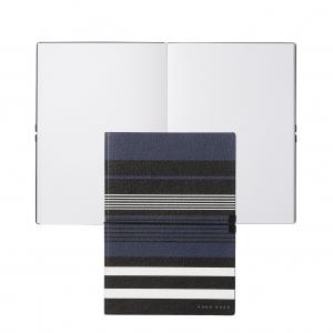 Блокнот А5 Storyline Stripes Blue