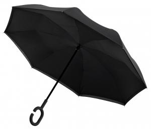 Зонт DR-IM-RU-6-PMS BLACK 6C