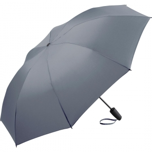 Зонт Contrary серый