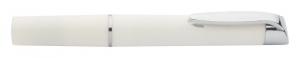 Шариковая ручка с фонариком Doctor белая