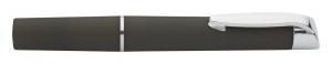 Шариковая ручка с фонариком Doctor черная