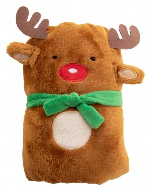 Рождественский плед Hugger