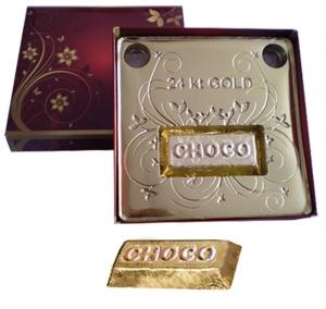 Шоколадный слиток Choco