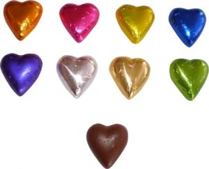 Шоколадное сердце 8 г