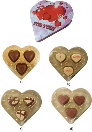 Конфеты Heart 2