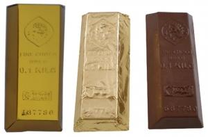 Шоколадный слиток