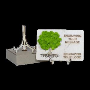 Поздравительная открытка licheni